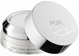 Perfumería y cosmética Polvo fijador de maquillaje con extracto de germen de arroz - PUR 4-in-1 Loose Setting Powder