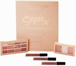 Perfumería y cosmética Set de maquillaje - Makeup Revolution Totally Soph