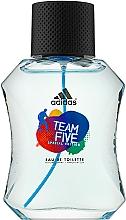 Perfumería y cosmética Adidas Team Five - Eau de toilette