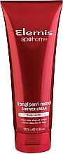 Perfumería y cosmética Crema de ducha con plumeria, aceite de coco - Elemis Frangipani Monoi Shower Cream