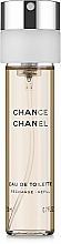 Chanel Chance - Eau de toilette (recarga/3uds./20ml) — imagen N3