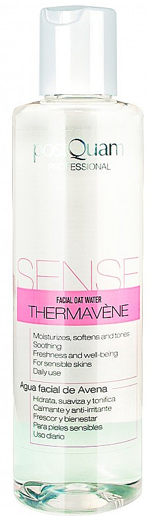 Agua facial de avena - PostQuam Sense Thermavene Facial Oat Water — imagen N1