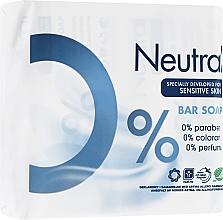 Perfumería y cosmética Jabón natural para pieles sensibles - Neutral Bar Soap