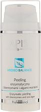 Perfumería y cosmética Peeling facial enzimático con extracto de aloe vera y té verde - APIS Professional Hydro Balance Enzymatic Peeling