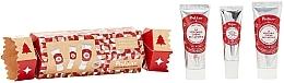 Perfumería y cosmética Set - Polaar Christmas 2020 Lapland Cracker Gift Set (mini/crema de manos/25ml+bálsamo labial/10ml+mini/crema facial/25ml)