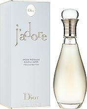Perfumería y cosmética Dior Jadore - Bruma corporal refrescante con aroma a ylang-ylang