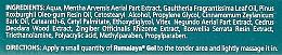 Gel analgésico para trastornos musculares y articulares con extracto de jengibre, efecto frío-calor - Himalaya Herbals Rumalaya Gel — imagen N2