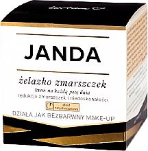 Perfumería y cosmética Crema facial antiedad con glicerina - Janda