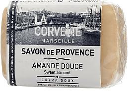 Perfumería y cosmética Jabón provenzal con almendra dulce - La Corvette Provence Sweet Almond