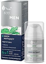 Perfumería y cosmética Crema aftershave con aceite de coco y manteca de karité - Ava Laboratorium Eco Men Cream