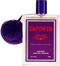 Perfumería y cosmética Chic&Love Empower - Eau de toilette