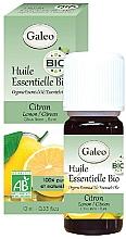 Perfumería y cosmética Bio aceite esencial de limón 100% - Galeo Organic Essential Oil Lemon