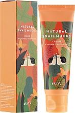 Perfumería y cosmética Crema facial con baba de caracol y colágeno - Skin79 Natural Snail Mucus Cream
