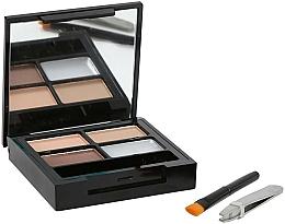 Perfumería y cosmética Kit para cejas - Makeup Revolution Focus & Fix Brow Kit