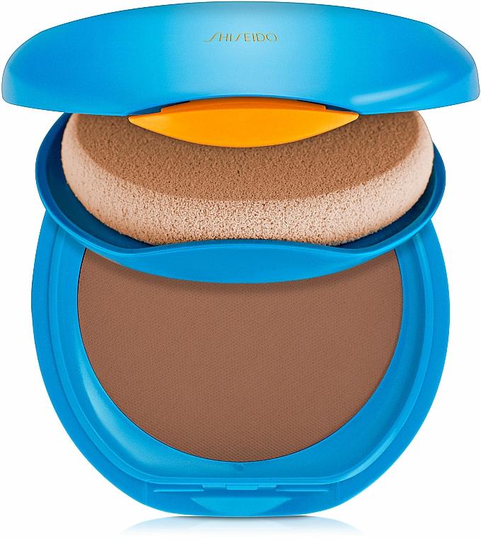 Base de maquillaje compacto en polvo de larga duración SPF 36, resistente al agua - Shiseido Sun Protection Compact Foundation