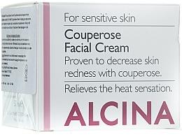 Perfumería y cosmética Crema facial con extracto de centella asiática - Alcina S Couperose Facial Cream