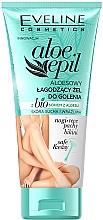 Perfumería y cosmética Gel de depilación para pieles secas y sensibles con aloe vera - Eveline Cosmetics Aloe Epil