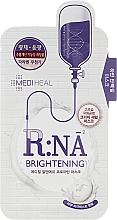 Perfumería y cosmética Sérum mascarilla facial con aminoácidos y extracto de mora - Mediheal R:NA Whitening Proatin Mask