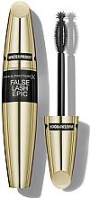 Perfumería y cosmética Máscara de pestañas grandes y gruesas resistente al agua - Max Factor False Lash Epic Waterproof Mascara
