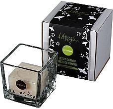 Perfumería y cosmética Jabón limpiador de brochas y pinceles en recipiente de vidrio - Klareko
