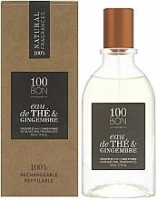 Perfumería y cosmética 100BON Eau de The & Gingembre Concentre - Eau de parfum