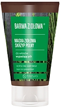 Perfumería y cosmética Mascarilla capilar a base de hierbas con cola de caballo - Barwa Color Herbal Mask