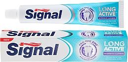 Perfumería y cosmética Pasta dental con microgránulos - Signal Long Active Intensive Cleaning