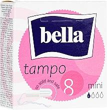 Perfumería y cosmética Tampones Tampo Premium Comfort Mini 8 uds. - Bella