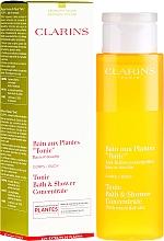 Espuma de baño con aceites esenciales - Clarins Tonic Bath & Shower Concentrate — imagen N1