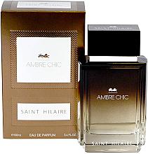 Perfumería y cosmética Saint Hilaire Ambre Chic - Eau de Parfum