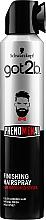 Perfumería y cosmética Laca de cabello, fijación fuerte - Schwarzkopf Got2b Phenomenal Finishing Hairspray