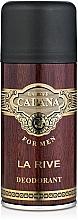 Perfumería y cosmética La Rive Cabana - Desodorante spray