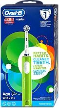 Perfumería y cosmética Cepillo dental eléctrico infantil, 6+ - Oral-B Braun Junior