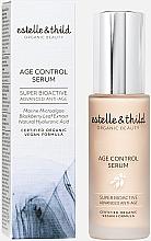 Perfumería y cosmética Sérum facial orgánico antiedad con microalgas marinas y ácido hialurónico - Estelle & Thild Super Bioactive Age Control Serum