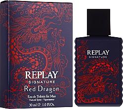 Perfumería y cosmética Signature Replay Signature Red Dragon - Eau de toilette