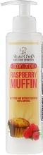 Perfumería y cosmética Loción corporal 100% natural con aceite de frambuesa - Stani Chef's Raspberry Muffin Body Lotion