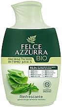 Perfumería y cosmética Jabón íntimo natural con aloe y extracto de té verde - Felce Azzurra BIO Aloe Vera&Green Tea
