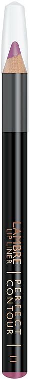 Lápiz labial - Lambre Perfect Contour Lip Liner (4.64 g)