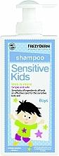 Perfumería y cosmética Champú infantil hipoalergénico con proteínas de trigo y algodón - Frezyderm Sensitive Kids Shampoo for Boys