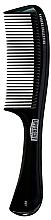 Perfumería y cosmética Peine profesional, negro, BB7 - Uppercut Deluxe Styling Comb BB7 Black