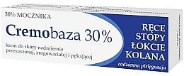 Perfumería y cosmética Crema para pies, codos y rodillas con 30% urea para pieles secas - Farmapol Cremobaza 30%