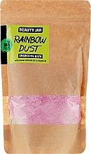 Perfumería y cosmética Polvo de baño natural con aceite de almendras dulces y vitamina E - Beauty Jar Sparkling Bath Rainbow Dust