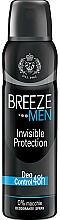Perfumería y cosmética Desodorante spray antimanchas - Breeze Deo Invisible Protection