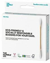 Perfumería y cosmética Bastoncillos de algodón para oídos - The Humble Co. Cotton Swabs White