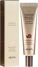 Perfumería y cosmética Crema contorno de ojos con oro y exctracto de caracol - Skin79 Golden Snail Intensive Eye