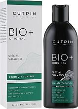 Perfumería y cosmética Champú anticaspa de uso diario con extracto de enebro - Cutrin Bio+ Original Special Shampoo