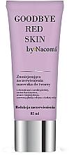 Perfumería y cosmética Mascarilla facial con arcilla roja y aceite de rosa mosqueta - Nacomi Goodbye Red Skin Mask