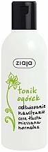 Perfumería y cosmética Tónico facial con extracto de pepino - Ziaja Facial Tonic