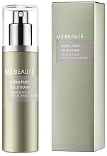 Perfumería y cosmética Spray facial para piel de aspecto más joven - M2Beaute Ultra Pure Solutions Facial Nano Spray