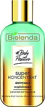 Perfumería y cosmética Concentrado corporal anticelulítico con cafeína, sal marina y ácido hialurónico - Bielenda Body Positive Super Koncentrat